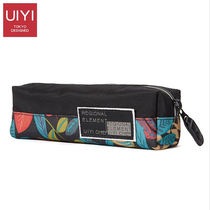 UIYI Black Printed polyester cloth Bag Parts & Accessories Lightweight Organizers Can hold small objects Make #UYZ7051