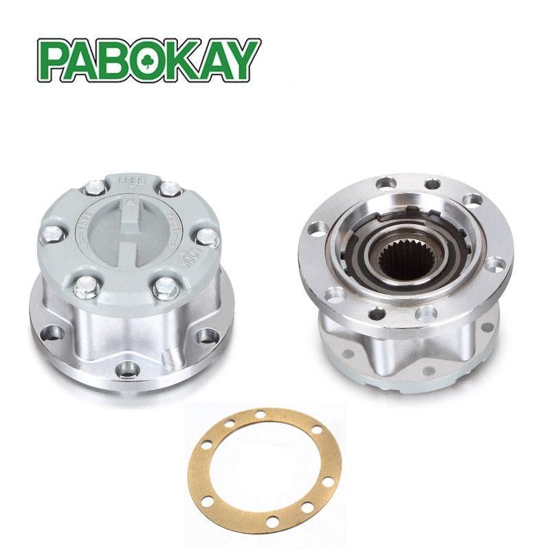 1 Piece x FOR SUZUKI X-90 Vitara Escudo 89-01 JIMNY SJ 410 SJ 413 Samurai Sierra Locking hubs B039 43810-60A00  Zinc alloy