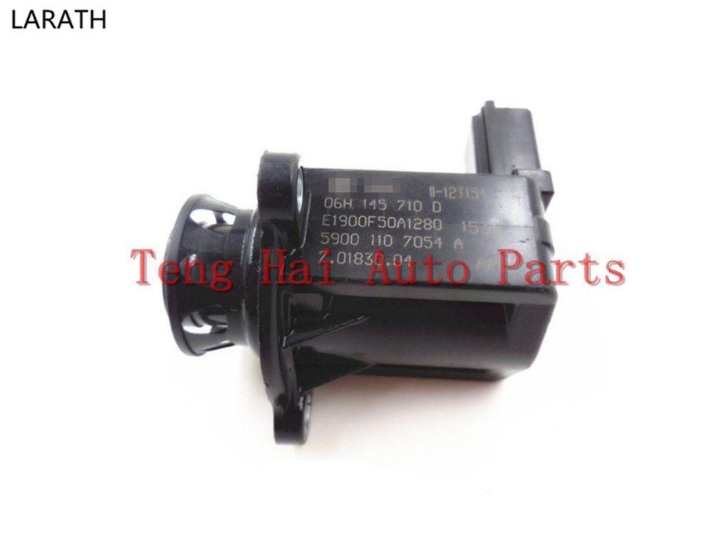 LARATH Turbo charger Cut Off Valve 06H145710D case For Jetta Golf Eos A3 A4 TT 2.0 TFSI
