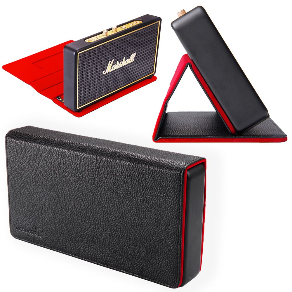 2017 Foldable With Magnetic Suction Function Portable Protective Cover Bag Cover Case For Marshall Stockwell Portable Speaker
