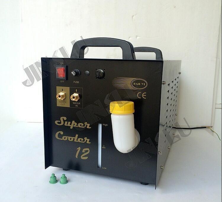 Wasserkühler, Wasserkühlung Tank 15L Für TIG MIG Mag-schweißgerät