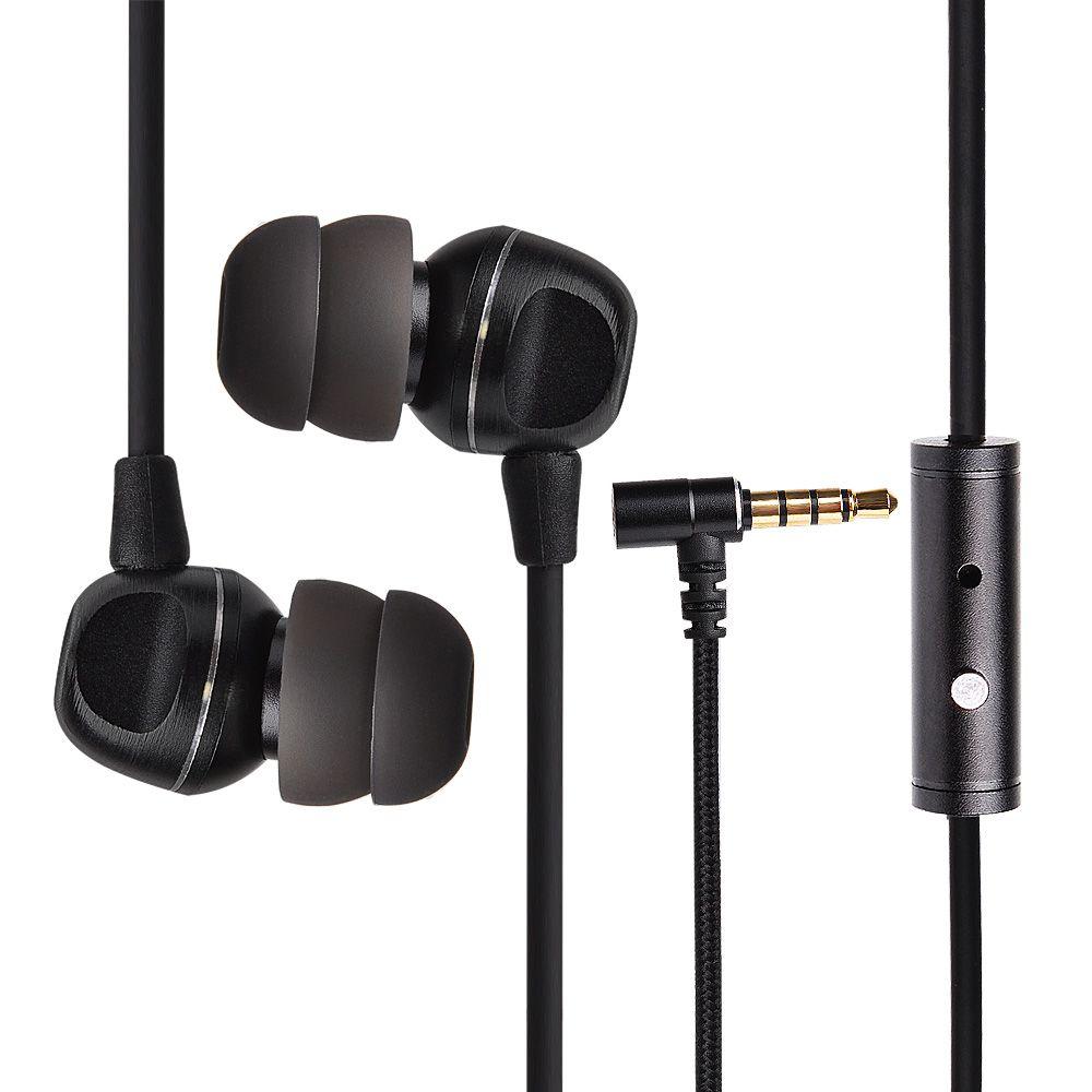 Original MEMT X5S dans l'oreille écouteur 3.5 MM stéréo dans l'oreille casque dynamique écouteurs Hifi basse écouteur