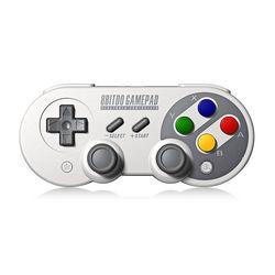 8 8bitdo SF30 Pro Gamepad Contrôleur Joystick pour Nintendo Commutateur Windows Mac OS Android Rumble Vibration Motion Controls USB-C