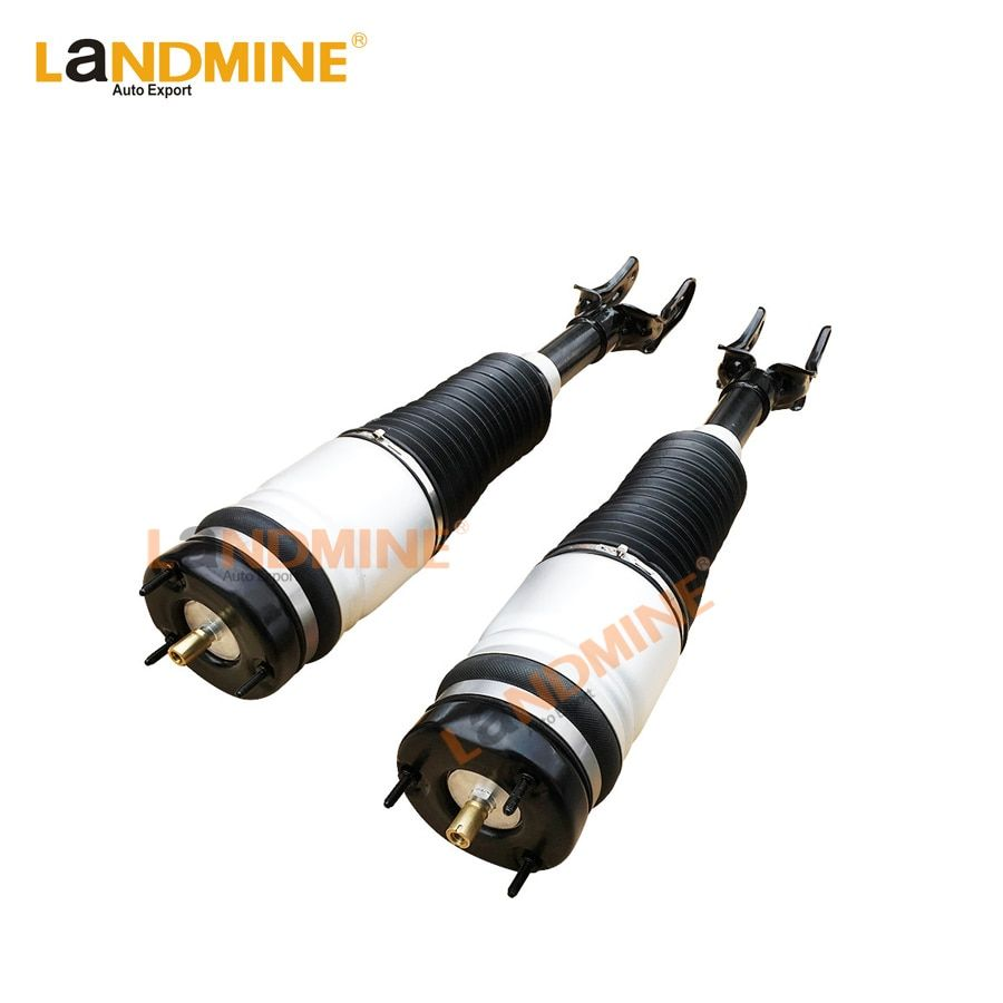 Free Shipping New 2ps Front Air Ride Air Suspension Shock Absorber Air Spring Fit Jeep Grand Cherokee 68059904AD 68059905AD