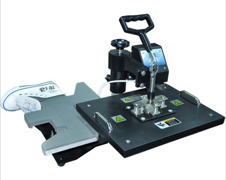Shoes/Socks/Gloves/High Quality heat press machine Factory price manual leather customise shoes tools for sale