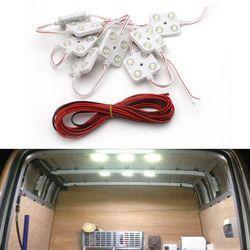 40 LED 5050 Waterproof Truck/Cargo White Bed Lighting Light Kit For DC 12V Van