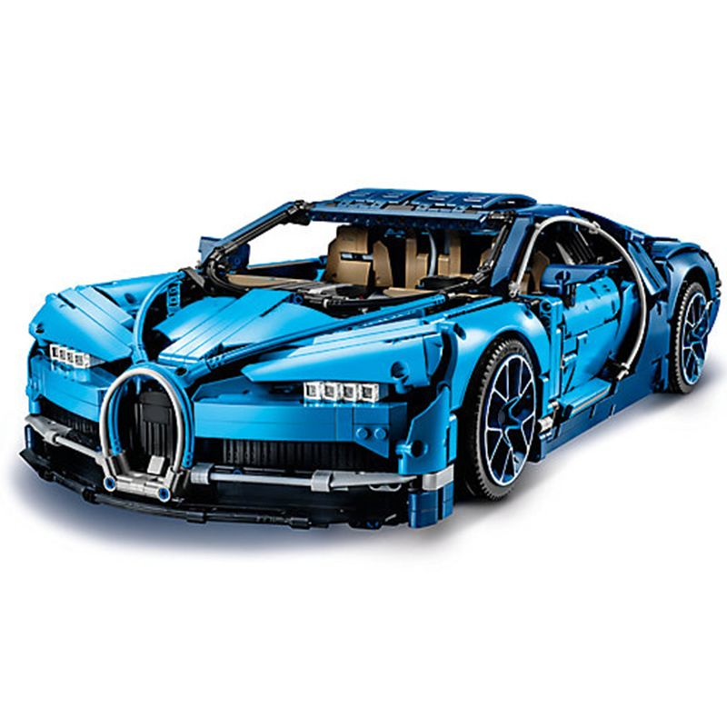 Compatible 42083 Building Blocks Technic The Bugatti Chiron Racing Car Toys for Kids Gifts Bricks Technic Race Cars