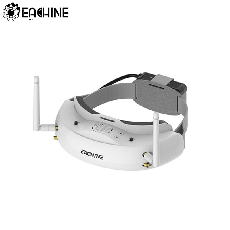 Eachine EV200D 1280*720 5.8G 72CH True Diversity FPV Goggles HD Port in 2D/3D Built-in DVR