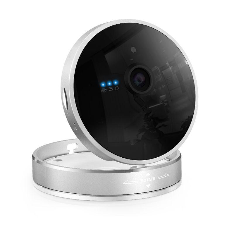 Topvico Cube IP Camera Wifi 720P 1.0 MP HD ONVIF P2P Plug Play Wireless Infrared Video Surveillance Cam HOME Security Camera