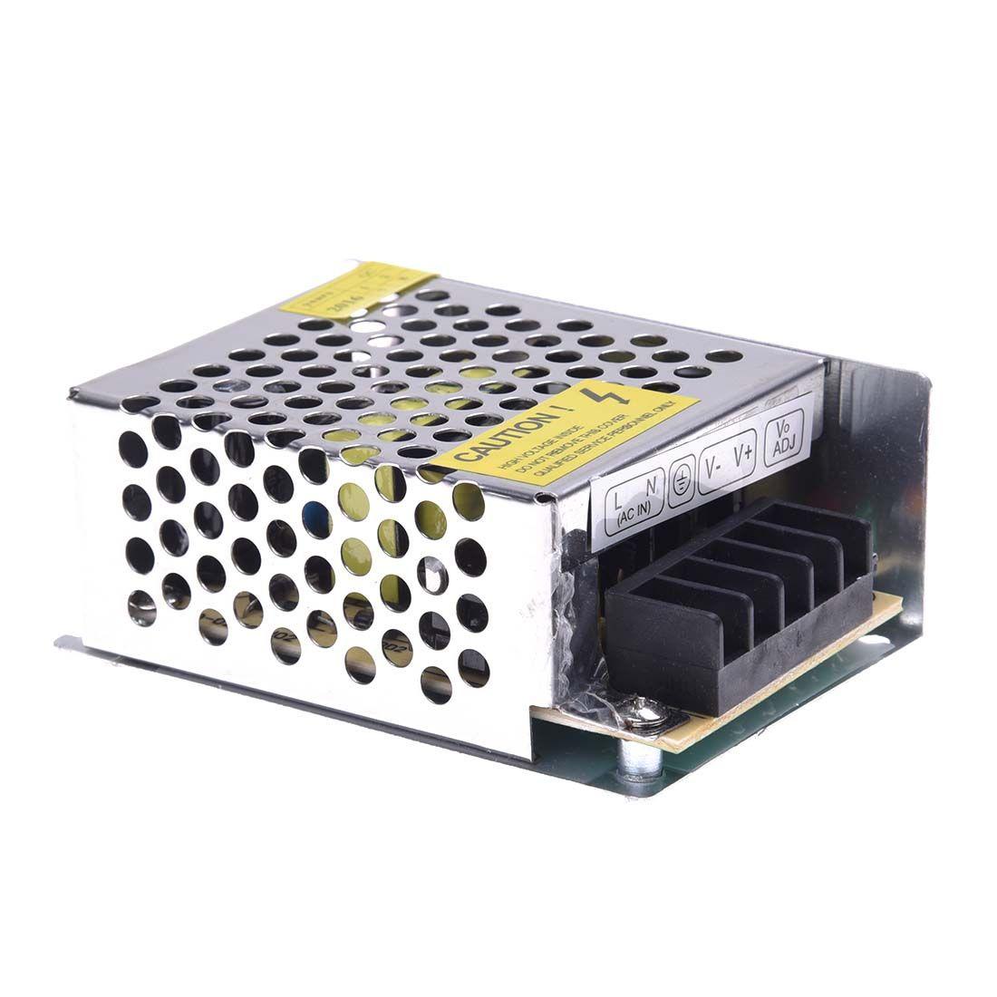 LED Streifen Licht AC 220 V DC 20 Watt 5 V 4 Ein Adapter Gleichgerichtete Netzteil Treiber für CCTV