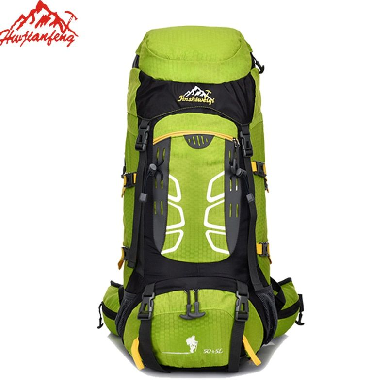 Brand Large Capacity 50L Professional CR System Climb backpack Travel Camp Equipment Hike Gear Trekking Rucksack for Men Women