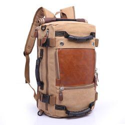 "Brand Stylish Travel Large Capacity 14"" Laptop Backpack Male Luggage Shoulder Computer Backpacking Men Functional Versatile Bags"