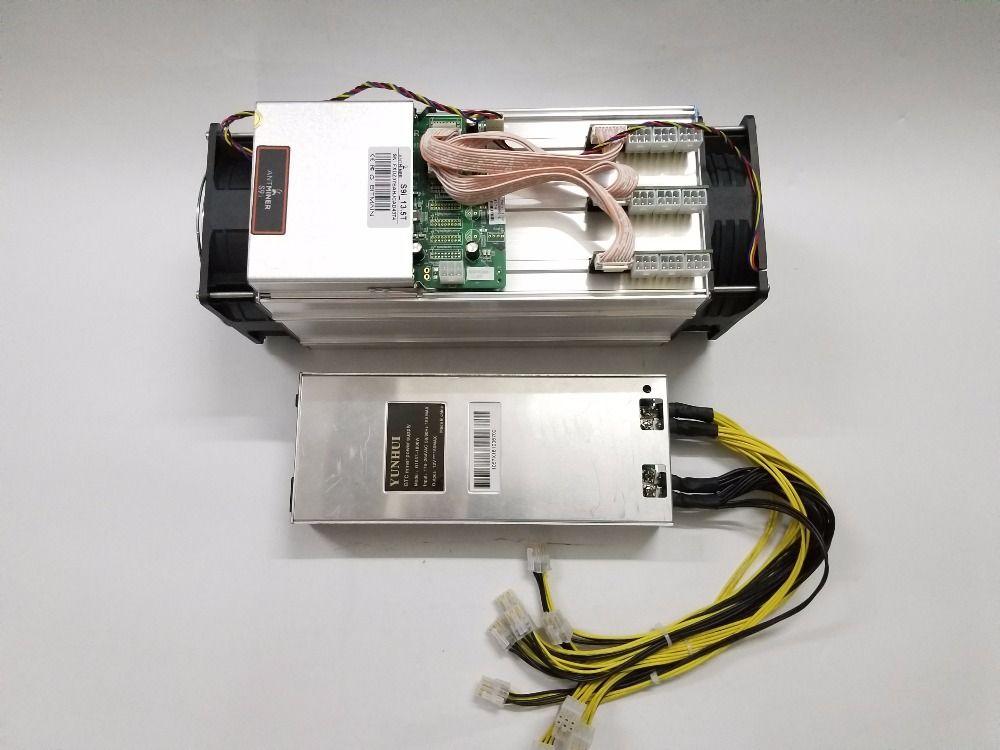 Neue AntMiner S9i 13,5 t Mit 1800 watt Netzteil Bitcoin Miner BTC BCH Miner Von Bitmain Besser Als S9 13,5 t T9 + WhatsMiner M3