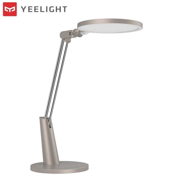 Original xiaomi Mijia Yeelight Smart desk 15W LED Smart Eye Protection Table Lamp Dimming For Mi home APP Control Reading Light