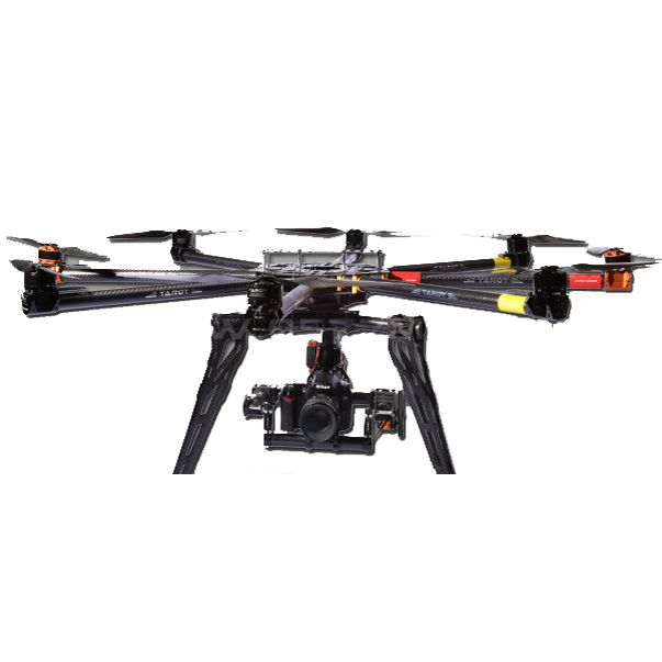 Tarot IRON MAN 1000mm 8 Aix Carbon Fiber Octocopter TL100B01 Multi Copter for Aerial RC FPV Photography
