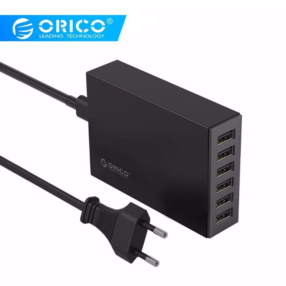 ORICO CSL 5V2. 4A USB Chargeur Universel Mobile Téléphone Chargeur De Bureau Mur Chargeur USB Port Voyage Chargeur pour Téléphone Tablet