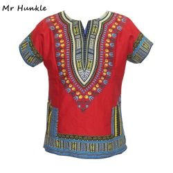 Brand Mr Hunkle Dashiki Dress African Print Traditional African clothing Mens African clothing MH0048