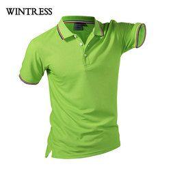 Été Coton Fitness Hommes Polo Chemise À Manches Courtes Contraste Couleur Plus La Taille Célèbre Hombre Camisa Polo Sportwear Impression Personnalisée Logo