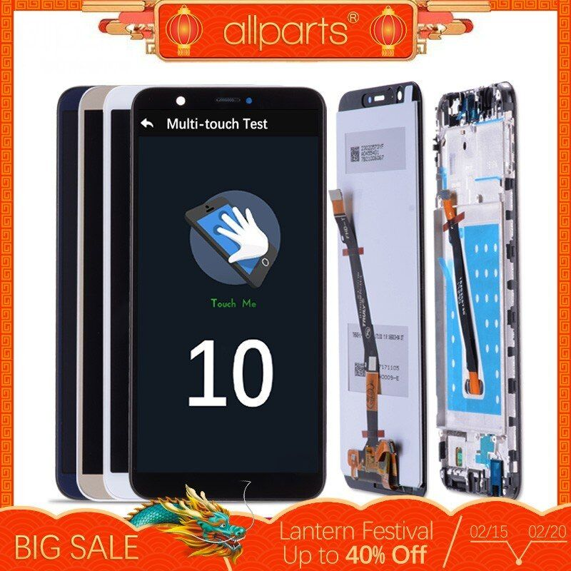 Original LCD For HUAWEI P Smart Display Touch Screen with Frame Replacement for HUAWEI P Smart / Enjoy 7S FIG LX1 L21 L22 #2