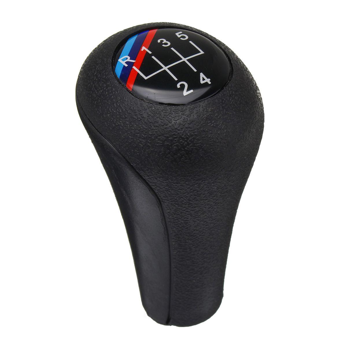 5 Speed Car Gear Shift Knob For BMW E34 E39 M5 M3 M6 E36 E46 E21 E30 E36 E46 E28