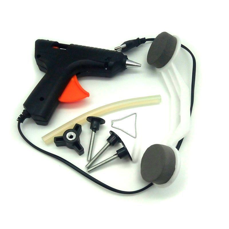 LARATH Auto Body Repair Tools Kit Hand-werkzeug-set Ausbeulen ohne reparatur Auto Körper Schaden Reparatur Removal Tool Klebepistole diy Farbe pflege
