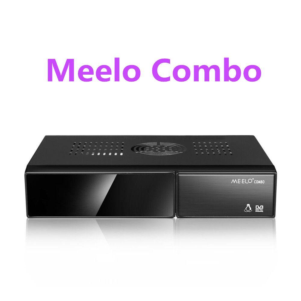 Besser MEELO COMBO DVB-S2/C/T2 linux IPTV Satelliten-receiver 752 MHz Dual DMIPS Prozessor X SOLO MINI 3 Linux Betriebs Systerm