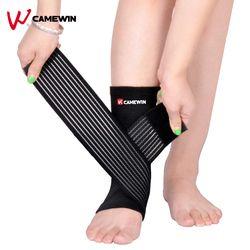 CAMEWIN 1 PCS Einstellbare Unter Druck Knöchel Unterstützung Knöchel Brace Ankle Protector für Sport, Basketball, Ankle Retainer Verstauchung reparatur