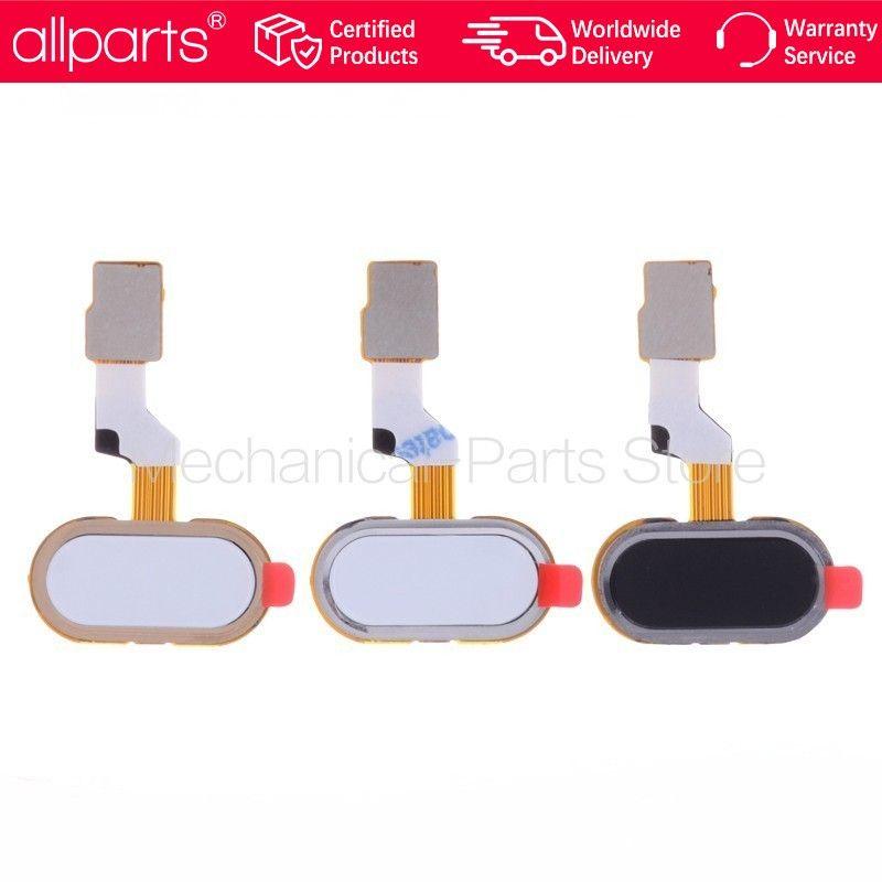 Fingerprint Touch ID Sensor Flex Cable for MEIZU M3S M3 S Y685H Menu Home Button Key Replacement Black White Golden