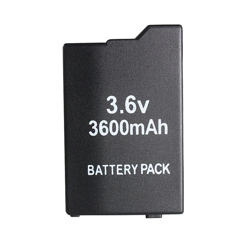 Game accessories with PSP Battery with <font><b>3600</b></font> mAh For SONY Lite,PSP 2th,PSP-2000,PSP-3000,PSP-3004,Silm Free Shipping