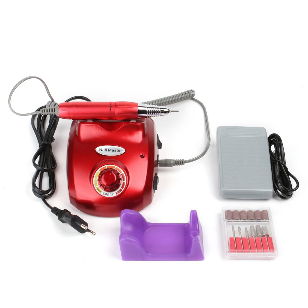 (Ship from Russia) nail drill 30000 manicure machine nail tools nail drill machine