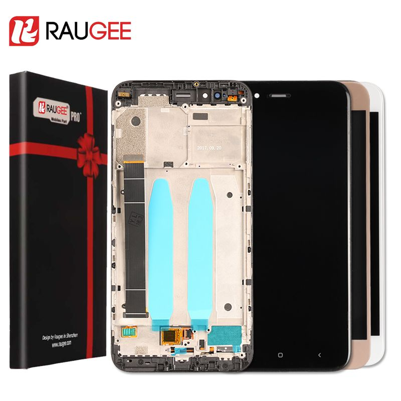 For Xiaomi mi a1 Lcd Screen Display Digitizer With Touch Panel Replacement for Xiaomi Mi A1/Mi5X Mi 5X Repair Spare Parts