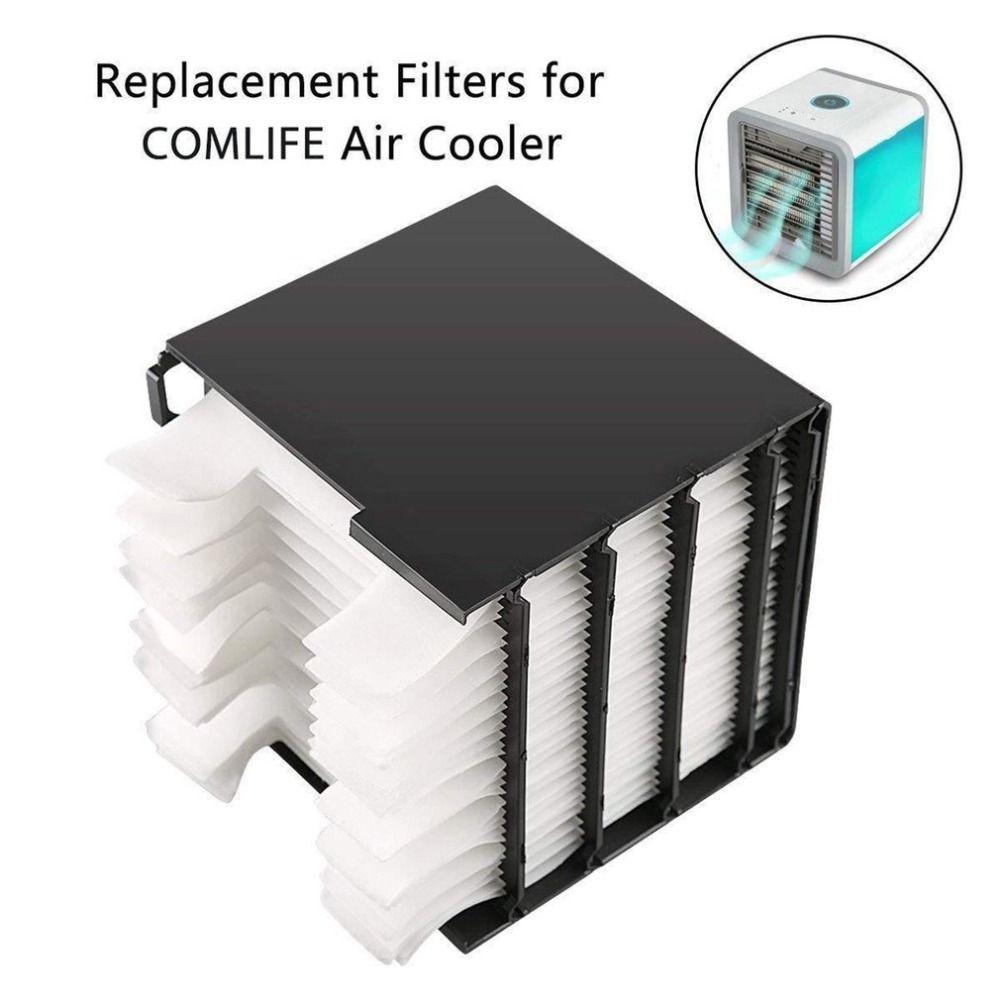 20 stücke Persönlichen Raum Kühler Ersatz Filter Persönlichen Raum Kühler für USB Luftkühler Filter