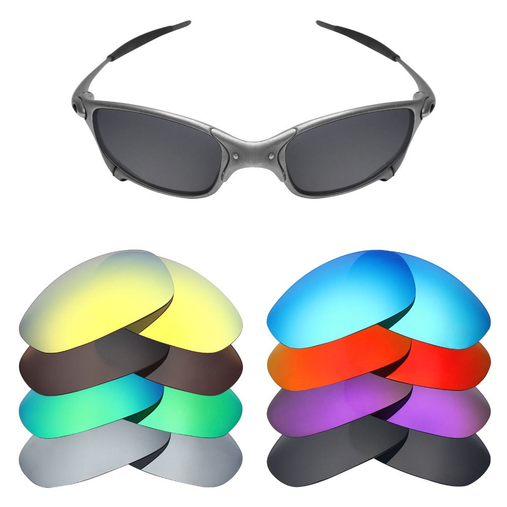 Mryok Polarized Replacement Lenses for Oakley Juliet Sunglasses Lenses(Lens Only) - Multiple Choices