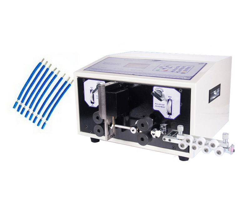 SWT508E Automatic strip Wire stripping machine computer strip wire machine skinning cutting wire 0.1 to 8mm