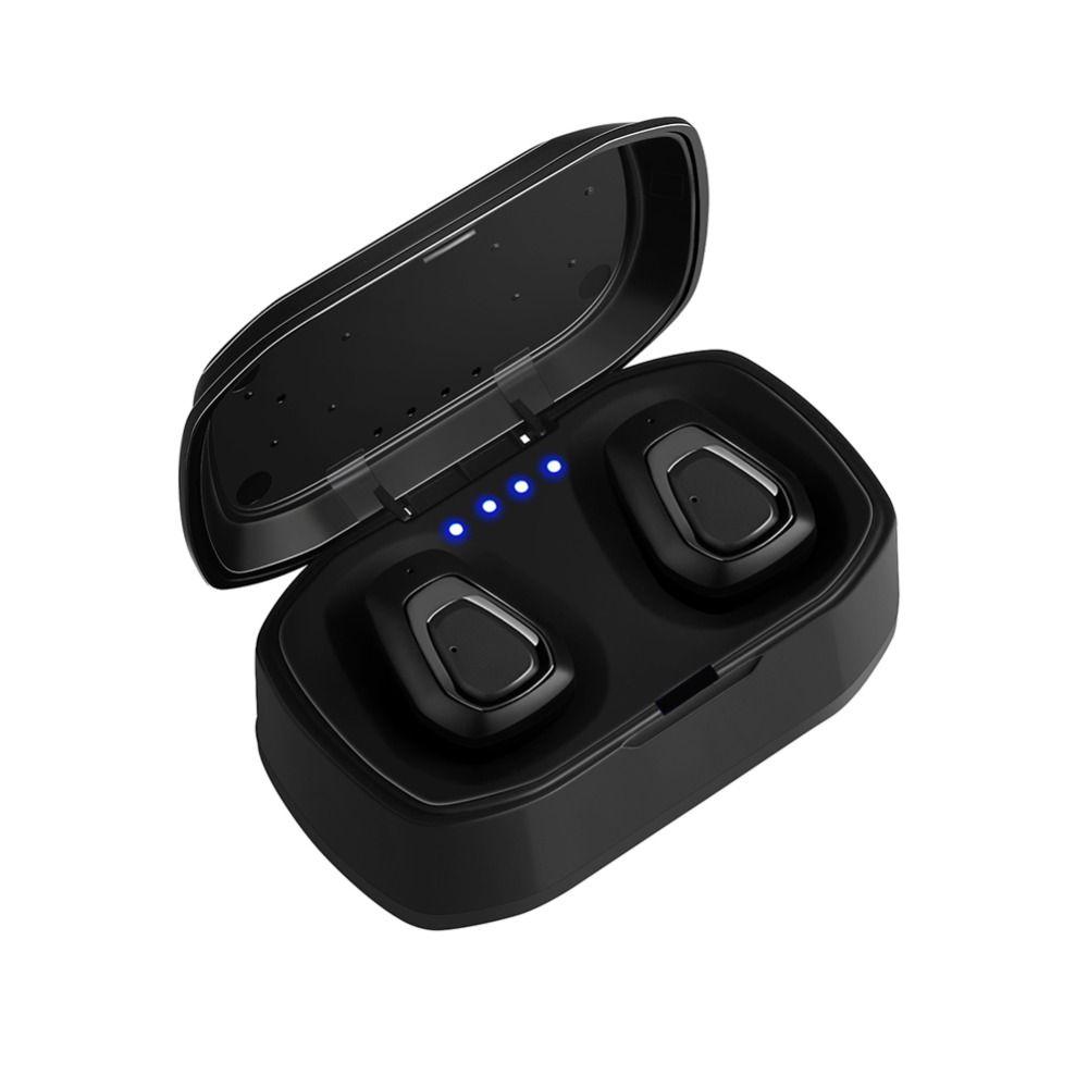A7 TWS Sans Fil Bluetooth Casque Stéréo Mains Libres Sport Bluetooth Écouteurs Avec Boîte De Charge Pour iphone Android PK X2T i7/ i7s