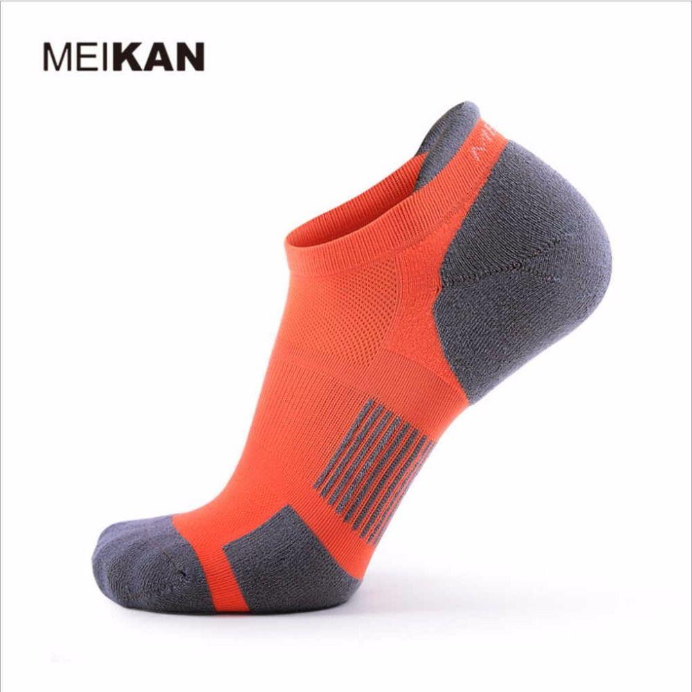 1 paire de chaussettes de course professionnelles femmes (35-38) Coolmax séchage rapide hommes (39-42) chaussettes de Sport respirant Jogging Meias