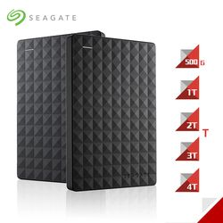 Seagate Expansion HDD disco 4 tb/2 TB/1 TB/500 GB USB 3,0 HDD 2,5