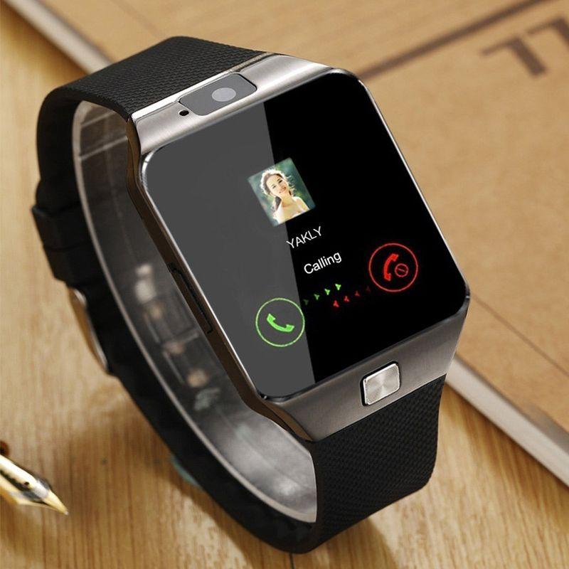 Cheap DZ09 Smart Watch Men Smartwatch Android reloj inteligente Sport Bluetooth 2017 relogios Dz 09 Phone Call Wearable Devices