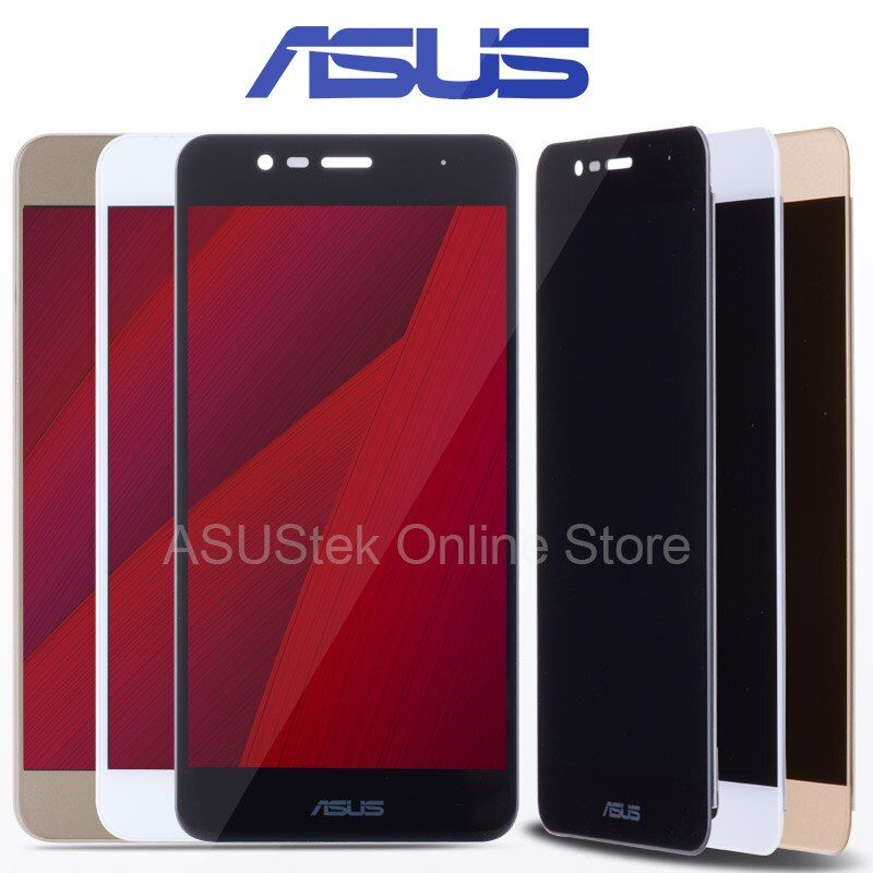 5.2'' Display For ASUS Zenfone 3 Max ZC520TL LCD Display Touch Screen Digitizer Assembly with Frame ZC520TL X008D LCD