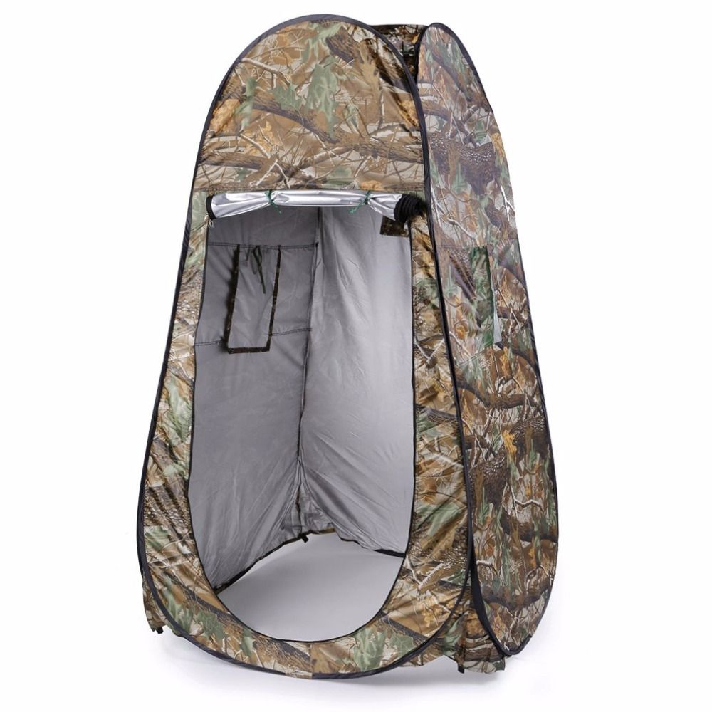 shower tent beach fishing shower outdoor camping toilet tent,<font><b>changing</b></font> room shower tent with Carrying Bag Free Shipping