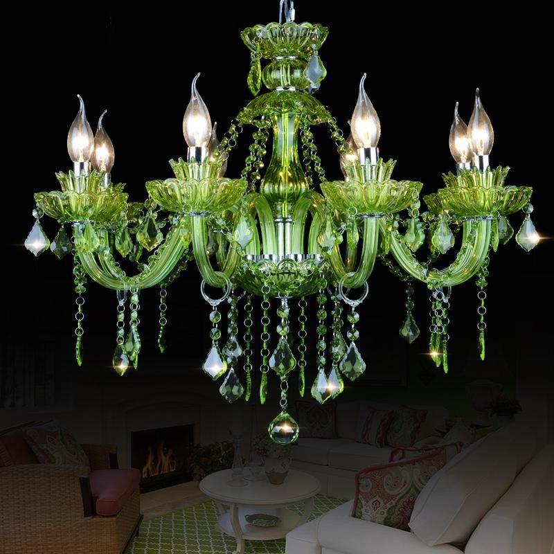 HomeLover Modern chandelier lighting indoor home lighting lustres e pendentes Bedroom Living room Kitchen led crystal chandelier