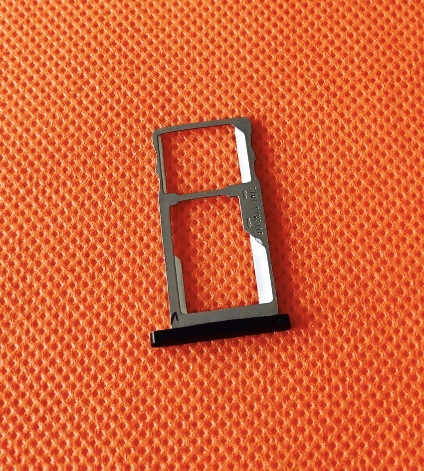 D'origine Sim Card Holder Plateau Fente Pour Carte pour DOOGEE de MÉLANGE Helio P25 Octa Core 5.5 pouce HD Livraison gratuite