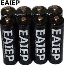 8pcs AA Rechargeable Battery 1.2V AA 1000mAh Ni-MH charged Rechargeable Battery Batteries AA for Toys, Doorbells, Flashlights