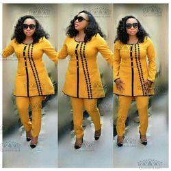 Ukuran Gratis Pengiriman Afrika Dashiki Suit New Elastis Besar Musim Gugur Desain Lengan Panjang Nice Bersulam Bazin Cocok untuk Wanita (TZ03 #)