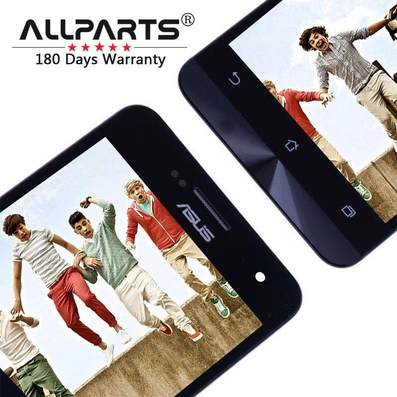 No Dead Pixel Warranty 5.0'' Display For ASUS Zenfone 5 LCD Touch Screen For ASUS Zenfone 5 Display A501CG A500CG A500KL