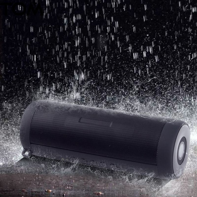TOP quality Bluetooth Speaker Waterproof Portable Outdoor Mini Column Box Loudspeaker Wireless Speaker Design for iPhone Xiaomi
