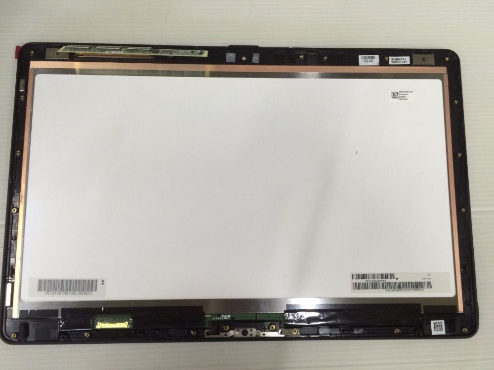 13,3 zoll LCD + Touch Digitizer Screen Für SONY VAIO SVF13N18SC FHD NC133WSL02 1920*1080