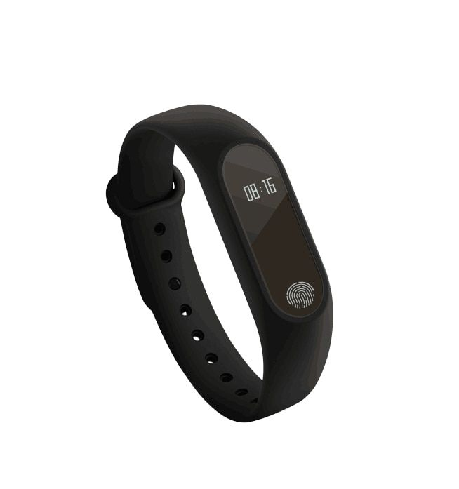 M2 Smart Armband Armband Miband 2 Fitness Tracker Armband Android Smartband Pulsmesser