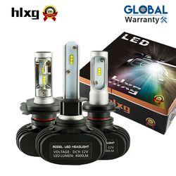 2 Pcs 9005 HB3 9006 HB4 H11 H4 H7 Led H1 Auto Phare De Voiture S1 N1 50 W 8000LM 6000 K Automobile Ampoule Tout En Un CSP Lumileds Lampe