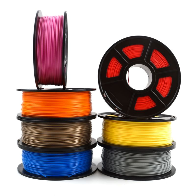 3D Printer Filament PLA 1.75mm 1kg/2.2lbs 3d plastic consumables material 3d filament USA NatureWorks PLA